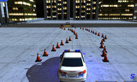 Полицейская академия: обучение экстремальному вождению