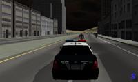 ЗД симулятор вождения полицейской машины