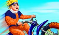 Наруто покоритель велосипеда