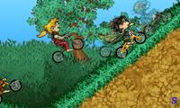 Соревнование на велосипедах
