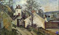 Улица деревни