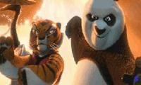 Кунг-фу Панда 2: лучшие друзья