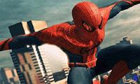 Человек паук на страже города