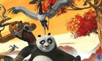 Панда идет в бой