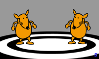 Кенгуру против кенгуру