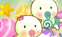 Детский дом сладостей