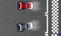 Гонка по кругу на крутых машинах