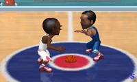 Игра в баскетбол по сети