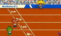 Соревнование по бегу