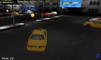 Припаркуй такси у аэропорта