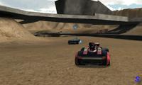 Летающая машина: гонка-стрелялка