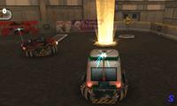 Детские гонки на электромобилях