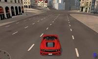 Свободные гонки по городу