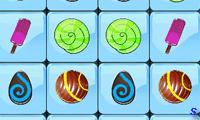Три в ряд сладости