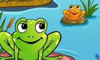 Лягушки - Логическая игра