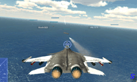 Симулятор воздушного боя - охрана кораблей