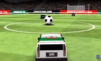 Чемпионат миро по футболу на машинах